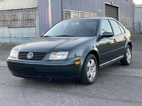 2003 Volkswagen Jetta for sale at California Auto Deals in Sacramento CA