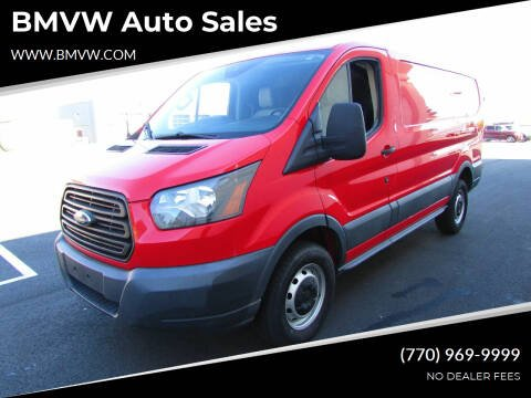 2016 Ford Transit Cargo for sale at BMVW Auto Sales - Trucks and Vans in Union City GA