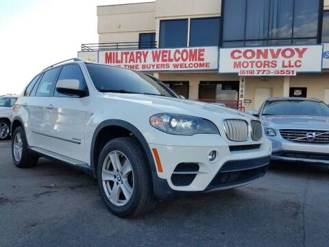 2012 BMW X5 for sale at Convoy Motors LLC in National City CA