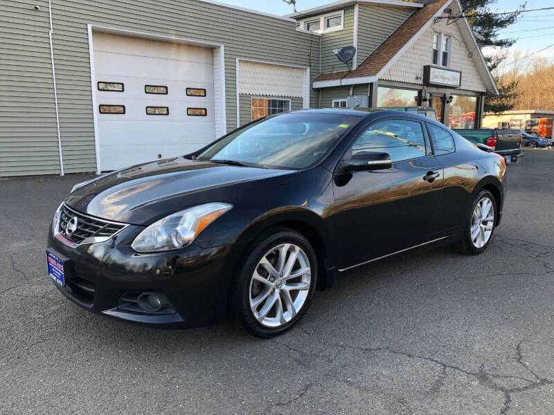 2012 Nissan Altima for sale at Prime Auto LLC in Bethany CT