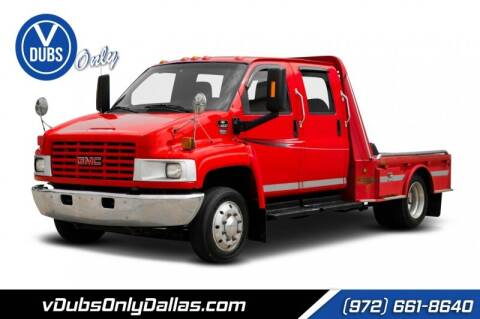 2003 Chevrolet C4500 for sale at VDUBS ONLY in Dallas TX