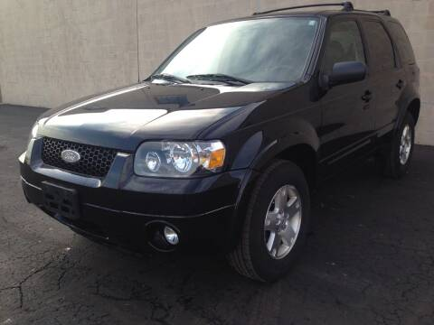 2007 Ford Escape for sale at Scott's Automotive in West Allis WI