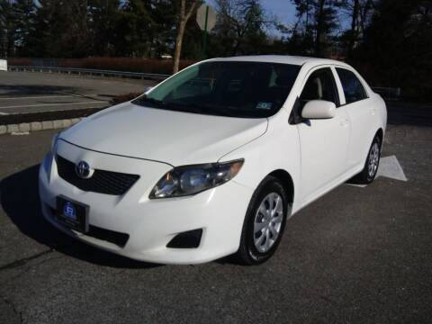 2010 Toyota Corolla for sale at B&B Auto LLC in Union NJ