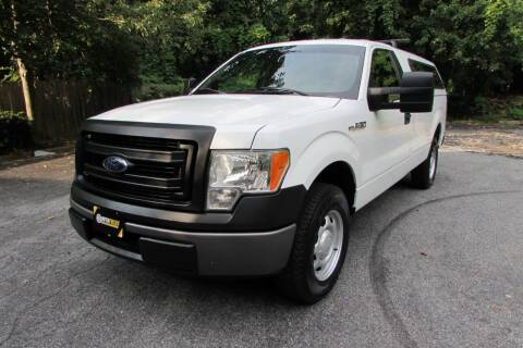 2013 Ford F-150 for sale at AUTO FOCUS in Greensboro NC