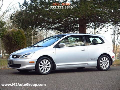 2005 Honda Civic for sale at M2 Auto Group Llc. EAST BRUNSWICK in East Brunswick NJ