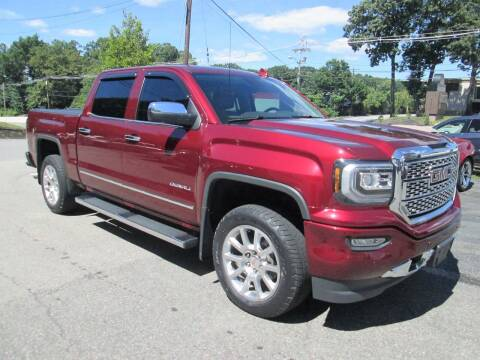 2016 GMC Sierra 1500 for sale at FIORE'S AUTO & TRUCK SALES in Shrewsbury MA