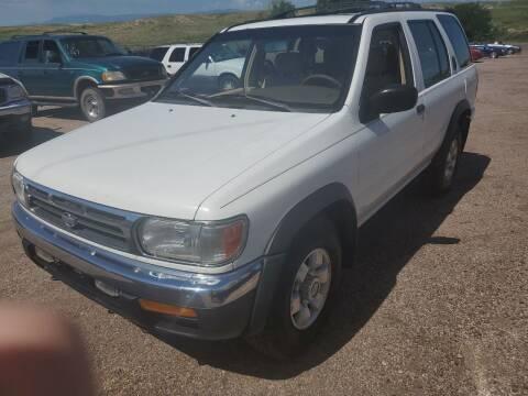 1997 Nissan Pathfinder for sale at PYRAMID MOTORS - Pueblo Lot in Pueblo CO