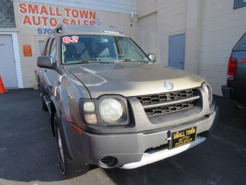 2002 Nissan Xterra for sale at Small Town Auto Sales in Hazleton PA