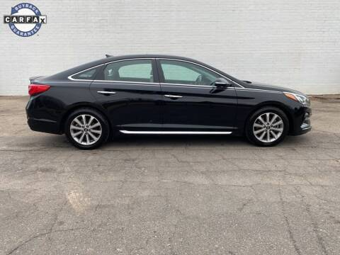 2016 Hyundai Sonata for sale at Smart Chevrolet in Madison NC