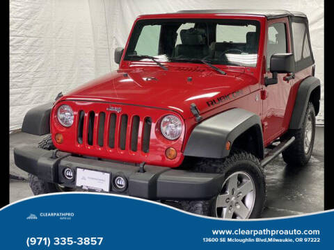 2007 Jeep Wrangler for sale at CLEARPATHPRO AUTO in Milwaukie OR