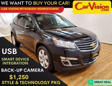 2017 Chevrolet Traverse for sale at Car Vision Mitsubishi Norristown in Trooper PA