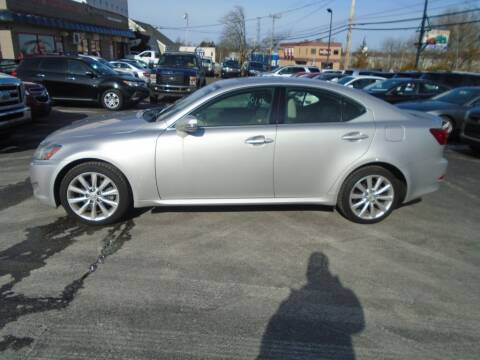 2010 Lexus IS 250 for sale at Gemini Auto Sales in Providence RI