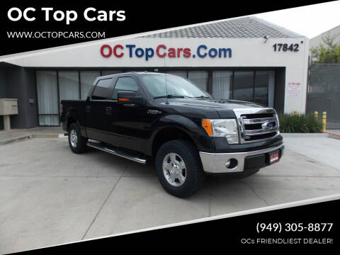 2013 Ford F-150 for sale at OC Top Cars in Irvine CA