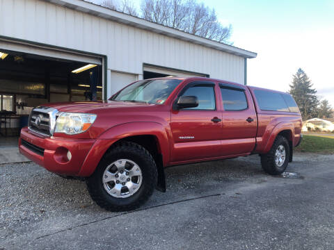 2009 Toyota Tacoma for sale at Purpose Driven Motors in Sidney OH