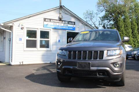 2015 Jeep Grand Cherokee for sale at Deals N Wheels 306 in Burlington NJ