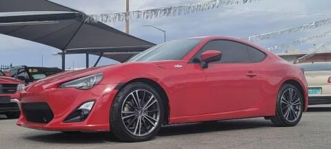 2015 Scion FR-S for sale at Elite Motors in El Paso TX
