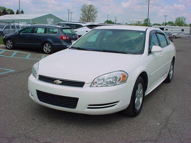 2009 Chevrolet Impala for sale at VOA Auto Sales in Pontiac MI