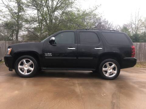 2013 Chevrolet Tahoe for sale at H3 Auto Group in Huntsville TX