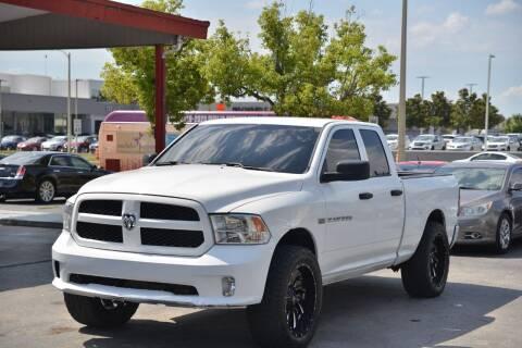 2016 RAM Ram Pickup 1500 for sale at Motor Car Concepts II - Kirkman Location in Orlando FL