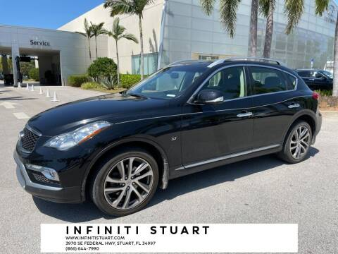 2017 Infiniti QX50 for sale at Infiniti Stuart in Stuart FL