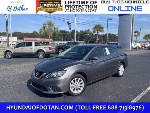 2019 Nissan Sentra for sale at Mike Schmitz Automotive Group in Dothan AL
