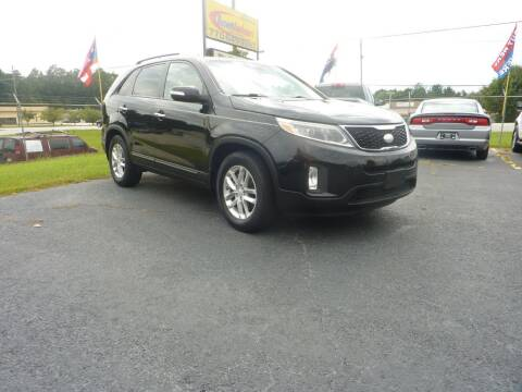 2014 Kia Sorento for sale at Roswell Auto Imports in Austell GA