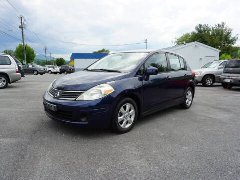 2008 Nissan Versa for sale at CHAPARRAL USED CARS in Piney Flats TN