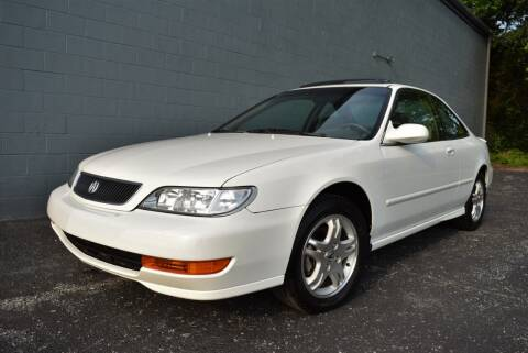 1999 Acura CL for sale at Precision Imports in Springdale AR