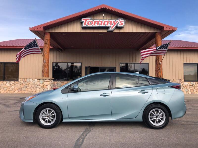 2016 Toyota Prius for sale at Tommy's Car Lot in Chadron NE