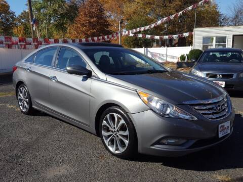 2013 Hyundai Sonata for sale at Car Complex in Linden NJ