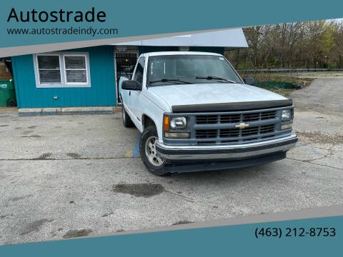 1997 Chevrolet C/K 1500 Series for sale at Autostrade in Indianapolis IN