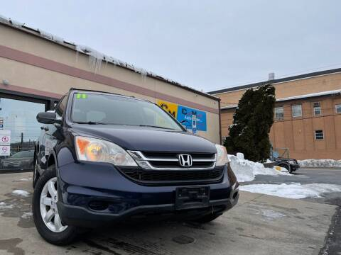 2011 Honda CR-V for sale at Car Mart Auto Center II, LLC in Allentown PA