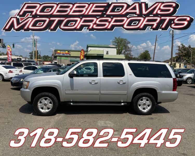 2011 Chevrolet Suburban for sale at Robbie Davis Motorsports in Monroe LA