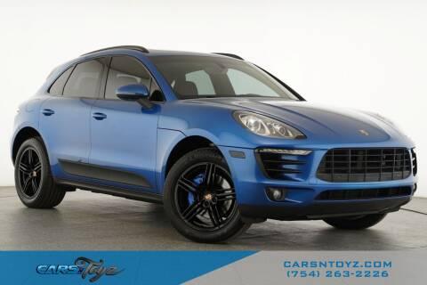 2015 Porsche Macan for sale at JumboAutoGroup.com - Carsntoyz.com in Hollywood FL