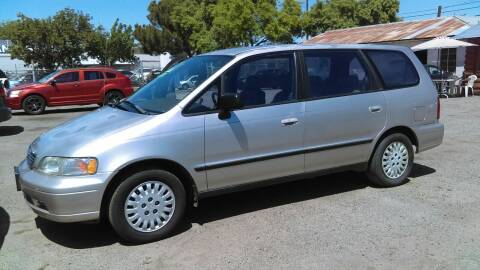 1997 Honda Odyssey for sale at Larry's Auto Sales Inc. in Fresno CA
