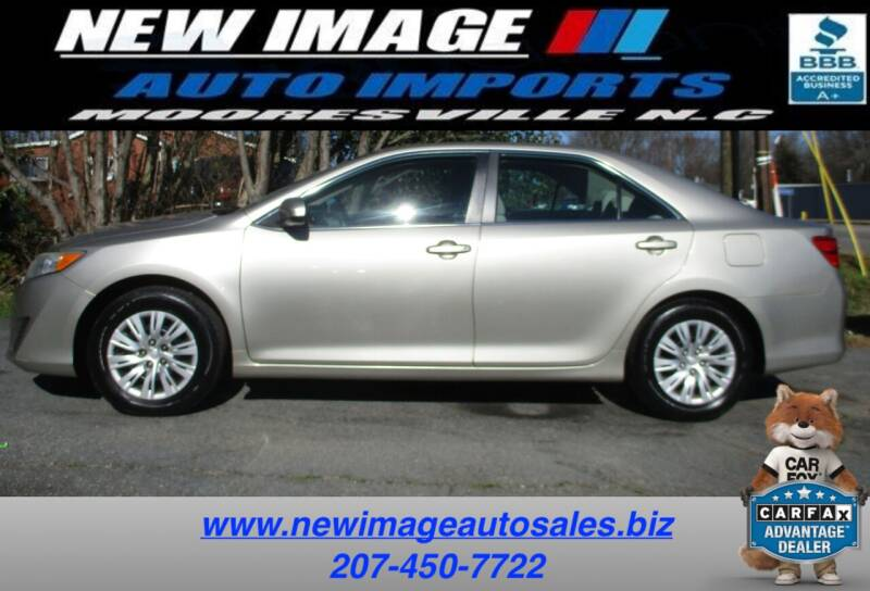 2014 Toyota Camry for sale at New Image Auto Imports Inc in Mooresville NC