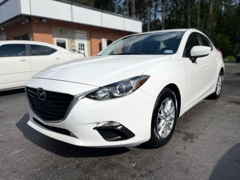 2014 Mazda MAZDA3 for sale at Magic Motors Inc. in Snellville GA