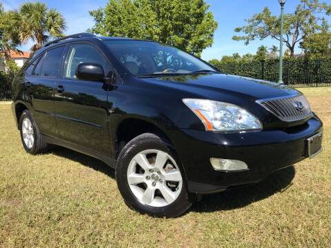 2004 Lexus RX 330 for sale at Kaler Auto Sales in Wilton Manors FL