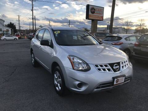 2015 Nissan Rogue Select for sale at Cars 4 Grab in Winchester VA