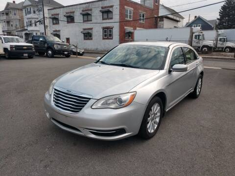 2011 Chrysler 200 for sale at A J Auto Sales in Fall River MA