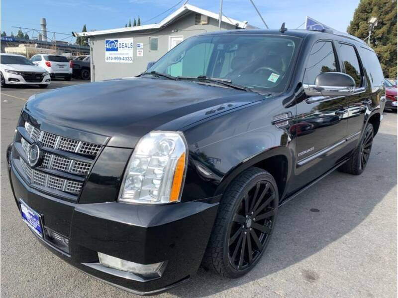 2012 Cadillac Escalade for sale at AutoDeals in Hayward CA