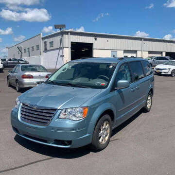 2010 Chrysler Town and Country for sale at American & Import Automotive in Cheektowaga NY