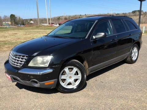 2004 Chrysler Pacifica for sale at STATELINE CHEVROLET BUICK GMC in Iron River MI