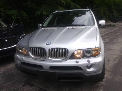 2004 BMW X5 for sale at K J AUTO SALES in Philadelphia PA