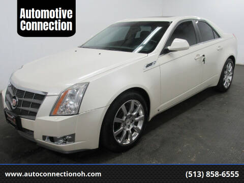 2009 Cadillac CTS for sale at Automotive Connection in Fairfield OH