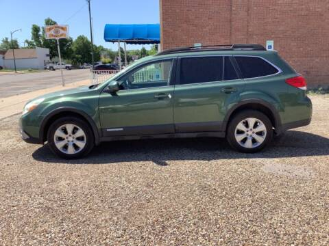 2011 Subaru Outback for sale at Paris Fisher Auto Sales Inc. in Chadron NE