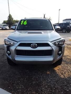 2016 Toyota 4Runner for sale at Mega Cars of Greenville in Greenville SC