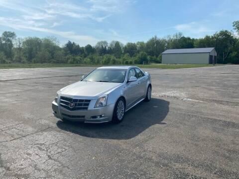 2010 Cadillac CTS for sale at Caruzin Motors in Flint MI