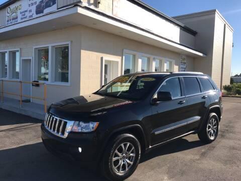2012 Jeep Grand Cherokee for sale at Suarez Auto Sales in Port Huron MI
