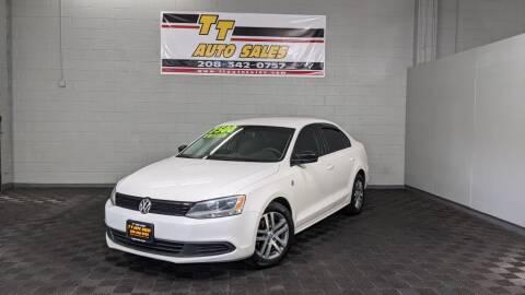 2012 Volkswagen Jetta for sale at TT Auto Sales LLC. in Boise ID